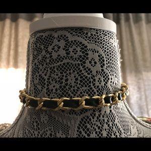 Coco Curb Chain Choker